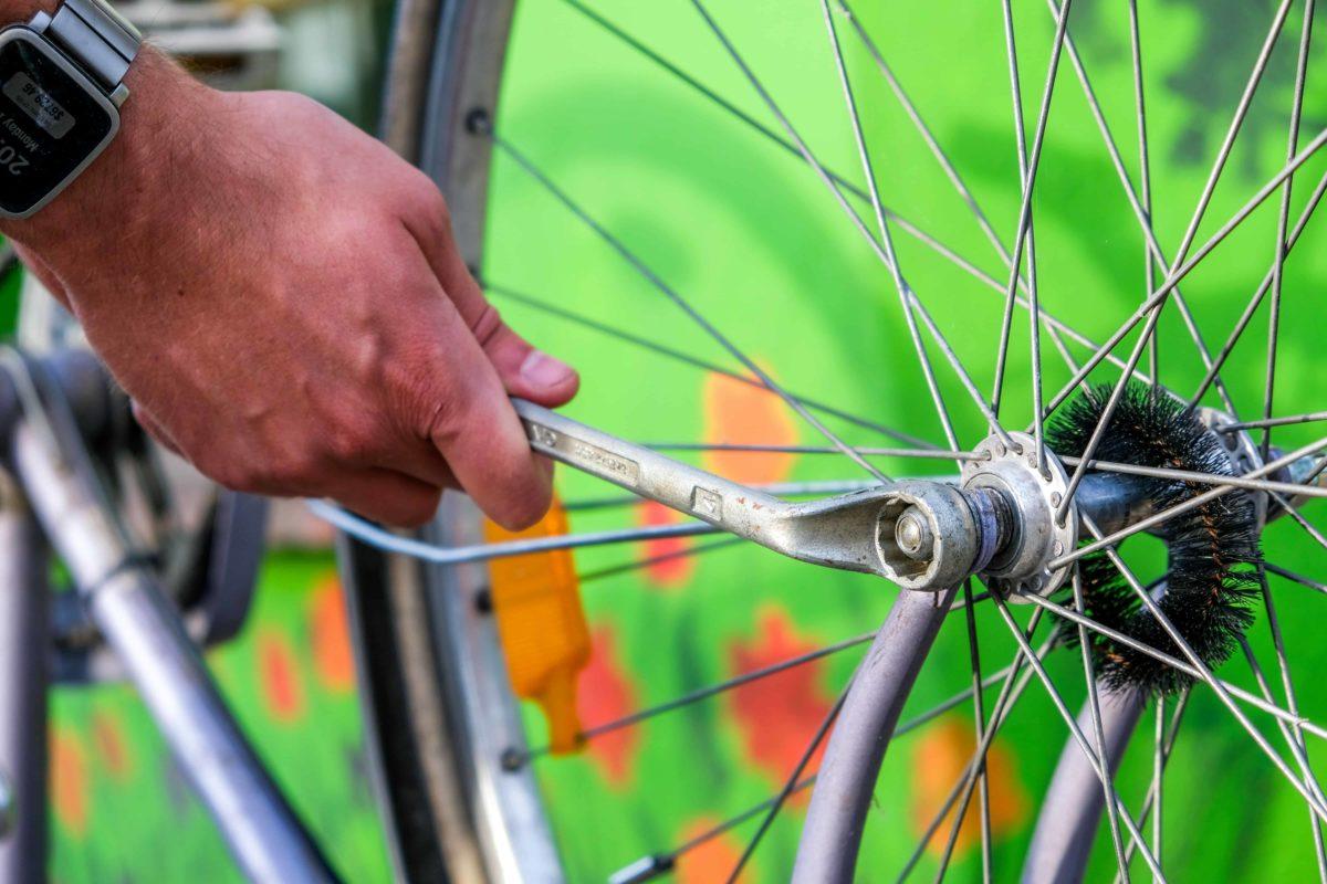 oprava bicykla prievidza